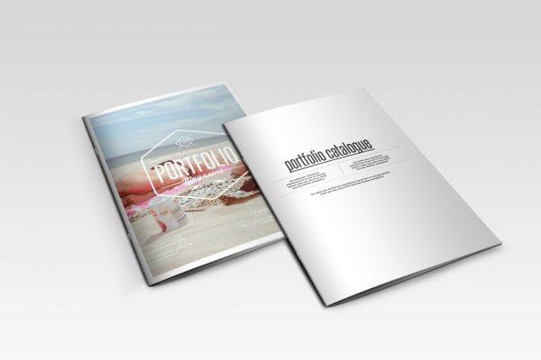 Mẫu catalogue đẹp, chất lượng của năm