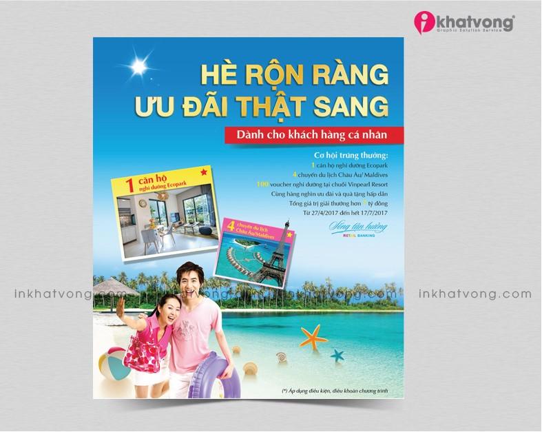 In tờ rơi tại Hà Nội